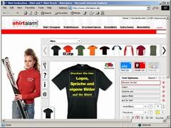 Shirtalarm bietet Trikots erstellen